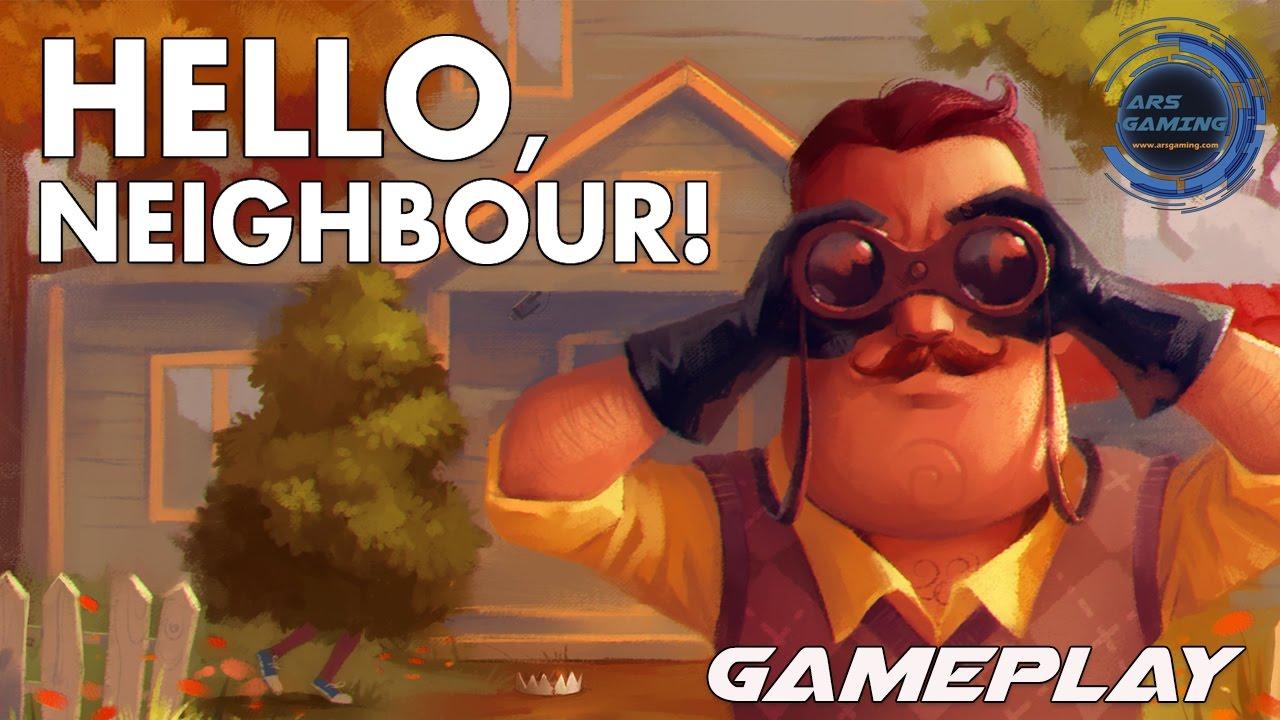 Hello Neighbor gameplay en español - YouTube