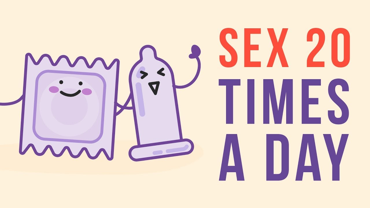 What If Have Sex 20 Times A Day - Youtube-8362