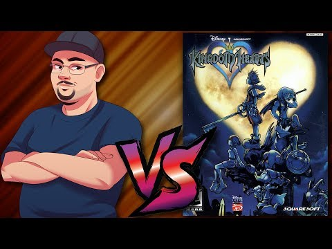 Johnny vs. Kingdom Hearts