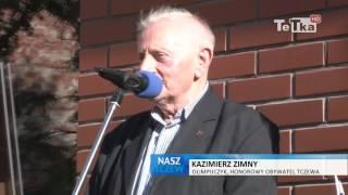 Trofea i pamiątki tczewskiego olimpijczyka - Tv Tetka Tczew HD