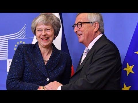 Live: Juncker, Tusk and Barnier speak after EU leaders endorse PM's Brexit deal | ITV News