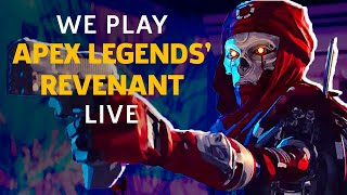 90 Minutes of Apex Legends Season 4 Revenant Gameplay