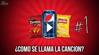 Las 15 Canciones Mas Buscadas De Los Comerciales 2013-2014+