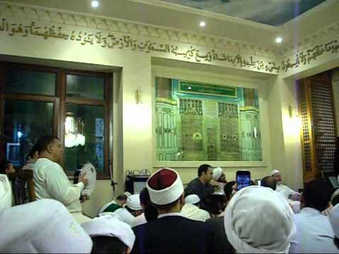 Habib Umar @ Usamah Najjar's House