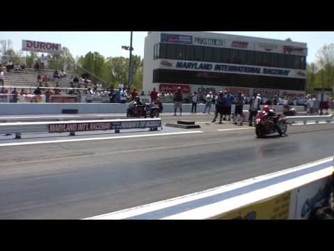 RICKY WOOD VS RODNEY WILLIFORD(1ST RD PROSTREET)