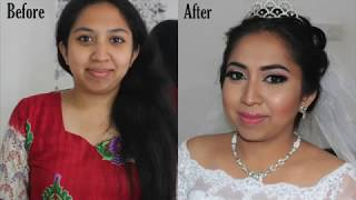 Western Bridal Dressing / Srilankan bridal dresser/ Beauty Dosage Bridals Thumbnail
