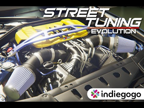 street tuning evolution first