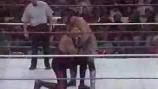 Papa Shango vs Repo Man