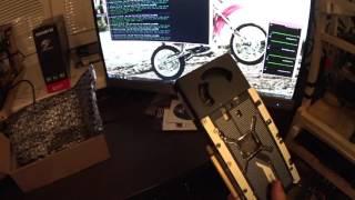 Распаковка Sapphire RX 470 4g Референс