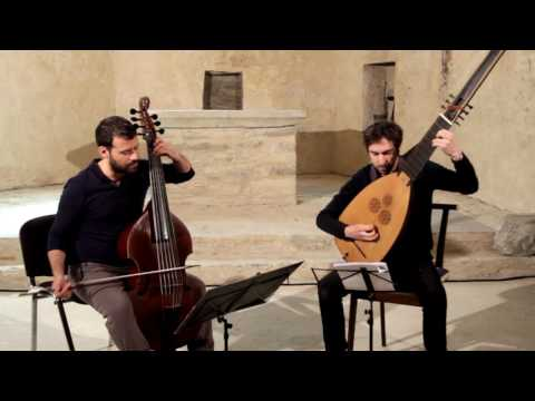 MARAIS // Deuxième Livre des pièces de viole - François JOUBERT-CAILLET & Miguel HENRY