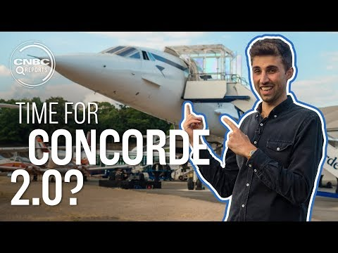 Is the Concorde making a comeback? | CNBC Reports