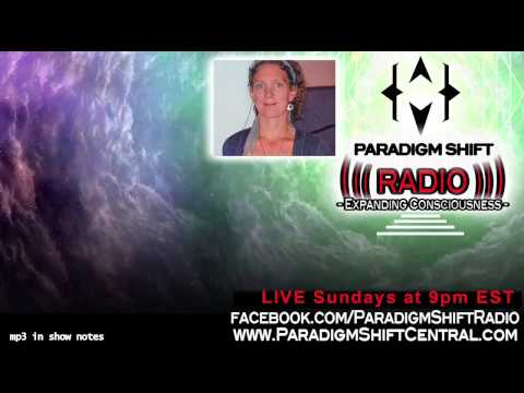 Paradigm Shift Radio 63 - Hidden Agendas & Hacking the Matrix. w Laura Eisenhower
