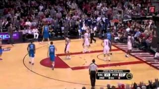 Portland Trail Blazers vs Dallas Mavericks - Game 3 - 21/04/2011