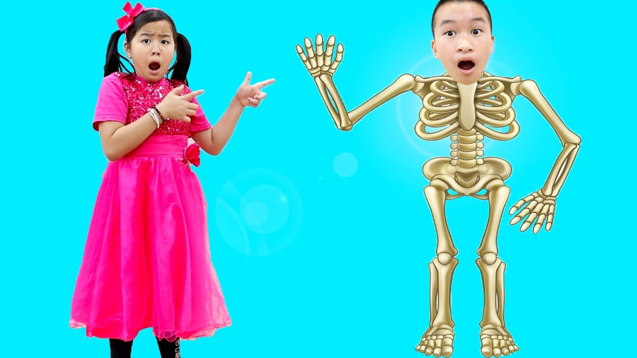 Be Healthy Song | Jannie Pretend Play Nursery Rhymes & Children Songs for Kids