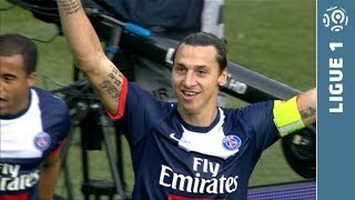 Sublime scorpion goal Zlatan IBRAHIMOVIC (10