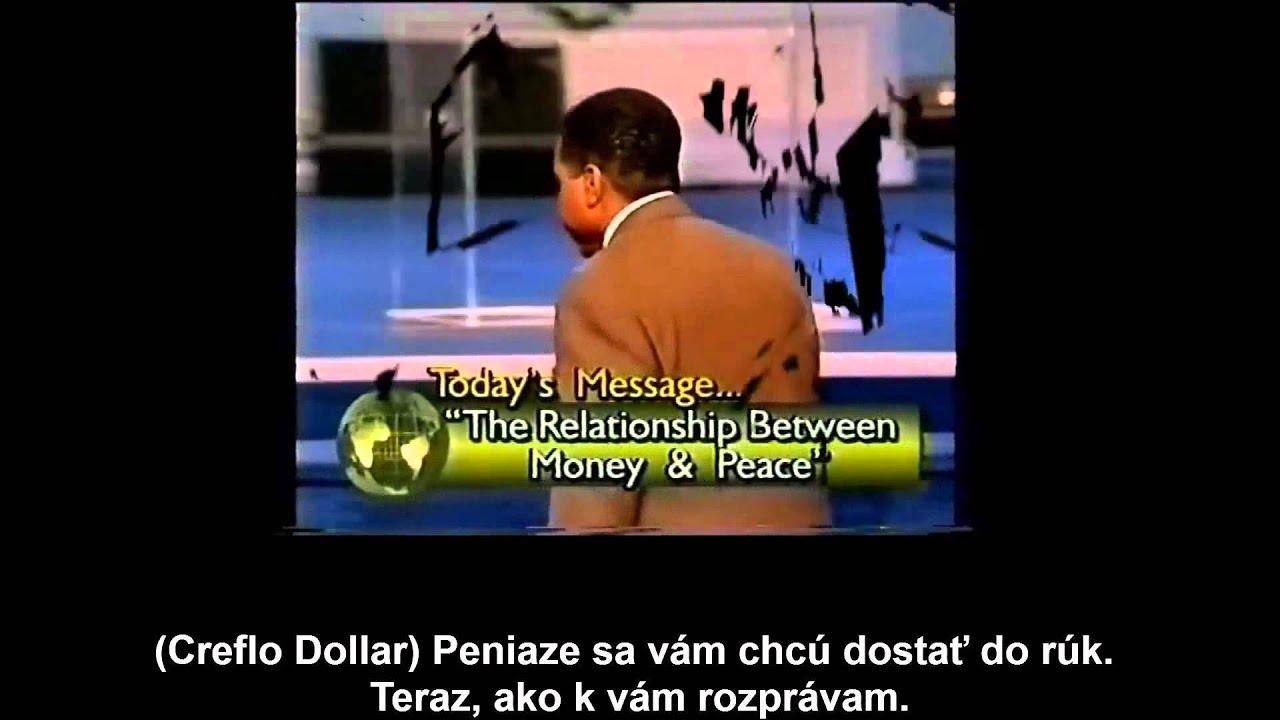 Otázky se ptát při datování creflo dolar