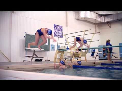 Feed our sport! - Swimming