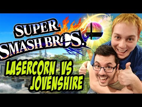 Lasercorn Faces DOOM in Super Smash Bros ULTIMATE thumbnail
