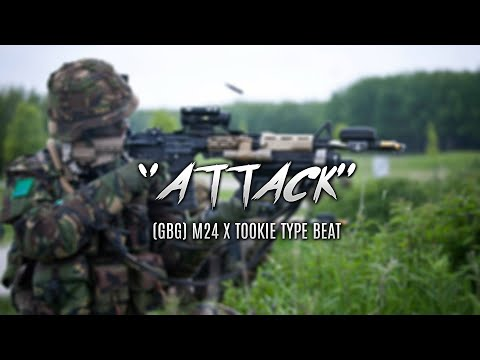 (GBG) M24 X Tookie Type Beat ''ATTACK'' | Prod. @Dominick Beats