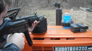 Shooting the GSG-5 22lr