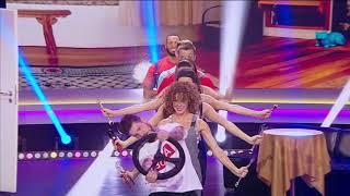 Baletul Furnica, spectacol pe scena iUmor: Accident
