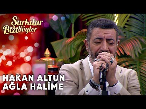 Ağla Halime - @Hakan Altun & Ata Demirer   Şarkılar Bizi Söyler   Performans