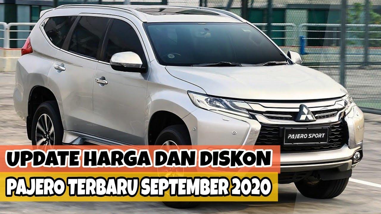 Daftar Harga Dan Diskon Mitsubishi Pajero Sport Dakar Terbaru September 2020 Otr Jawa Tengah Youtube