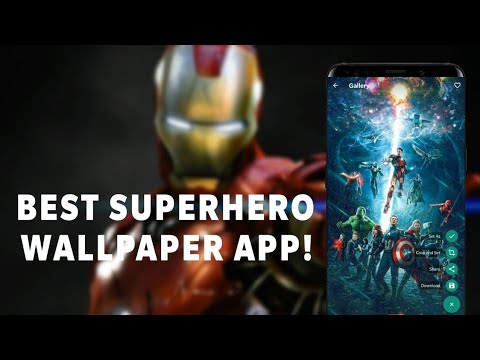 Superheroes Wallpapers Hd 4k Apps On Google Play