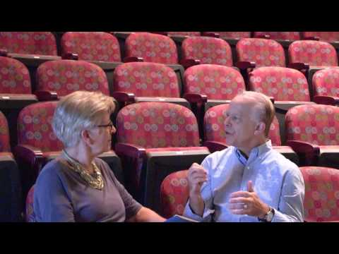 Children's Theatre of Charlotte interviews Steven Dietz