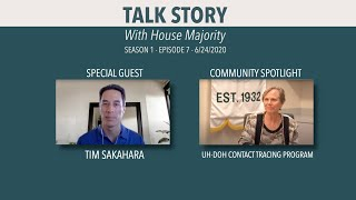 TALK STORY WITH HOUSE MAJORITY - 6/24/20