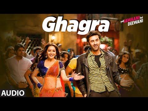 ghagra-full-song-|-yeh-jawaani-hai-deewani-|-madhuri-dixit,-ranbir-kapoor-|rekha-bharadwaj,-vishal-d