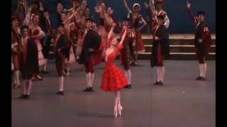 (1) Don Quixote Act 1 Kitri variation - 28 ballerinas for comparison