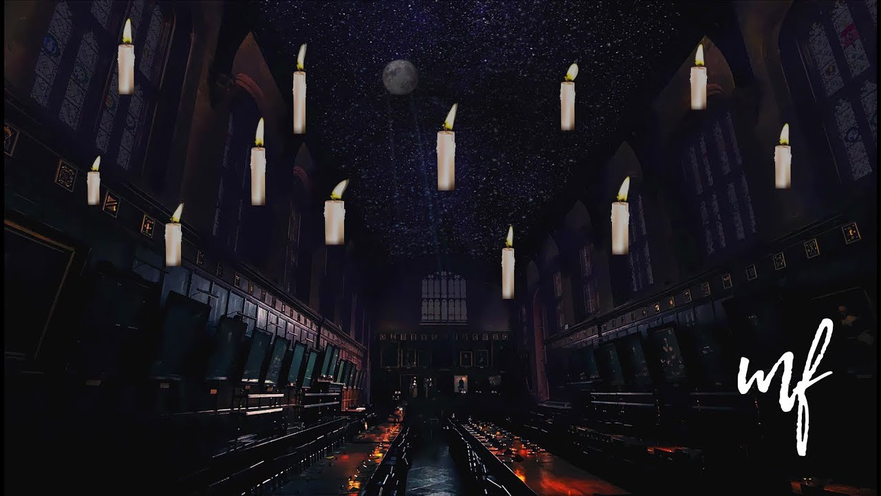 Studying in Hogwarts ASMR Ambience