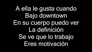 Baixar Downtown (letra español) Anitta J Balvin