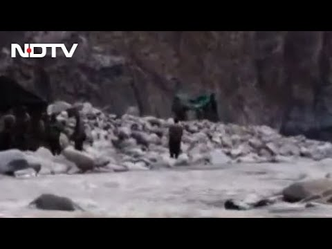 China Releases Galwan Clash Video, Shows Confrontation With Indian Troops
