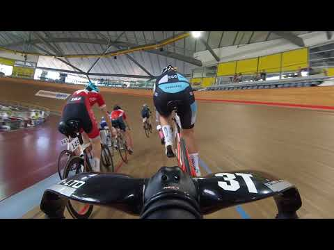 Sydney Christmas Carnivals 2017 Womens A- Warm up Scratch Race