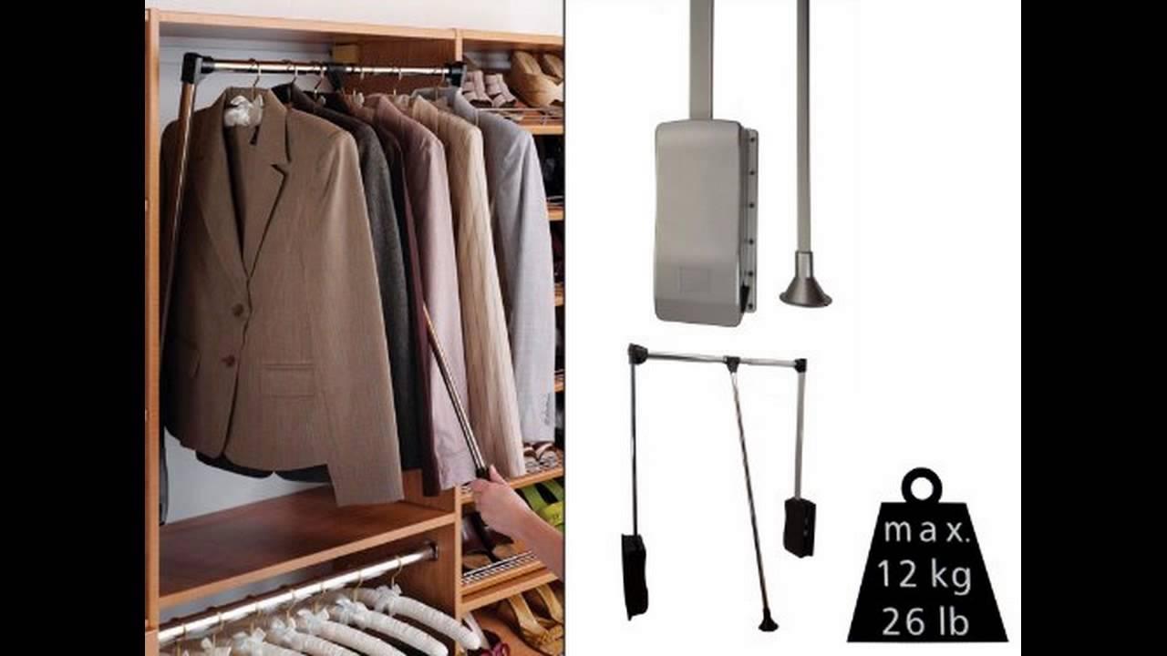 Ziemlich Kleiderschrank Zubehr Kleiderstange Ideen - Die ...