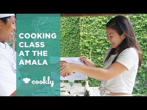 Balinese Cooking Class at The Amala in Seminyak, Bali