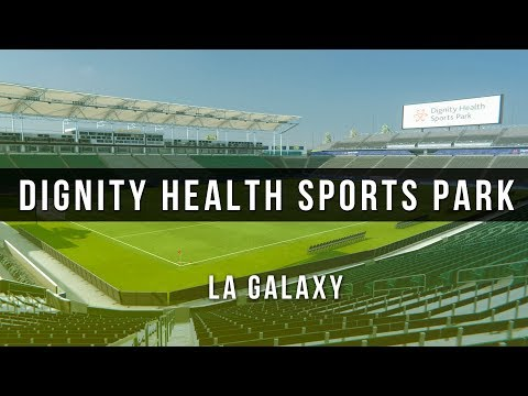 3D Digital Venue - Dignity Health Sports Park (MLS Los Angeles Galaxy)