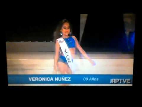 Verónica Nuñez Mini Venezuela Mundo 2015