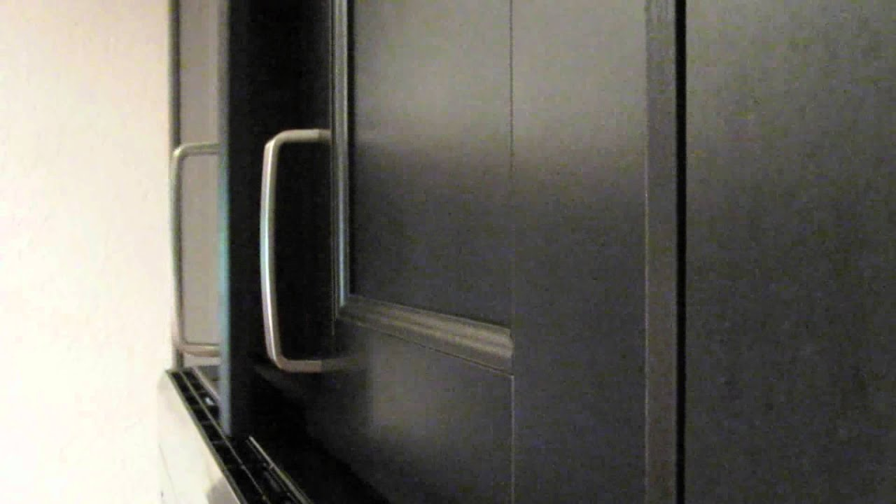 Ikea Integral Hinge Soft Close Drawers And Doors For Kitchen Cabinets Demonstration