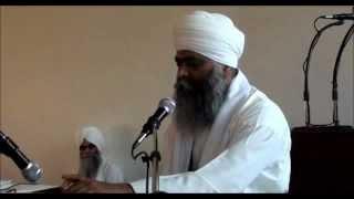 "Bhai Panthpreet Singh Ji ""Bhomiya Chor"" at Dasmesh Darbar 9-28-12"