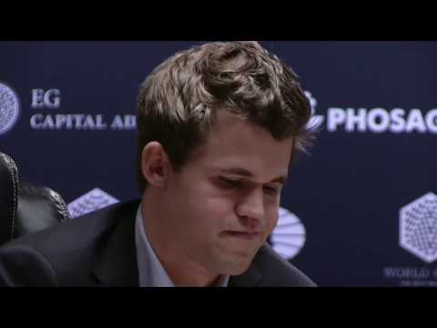 Game 8: Final Moves and Press Conference