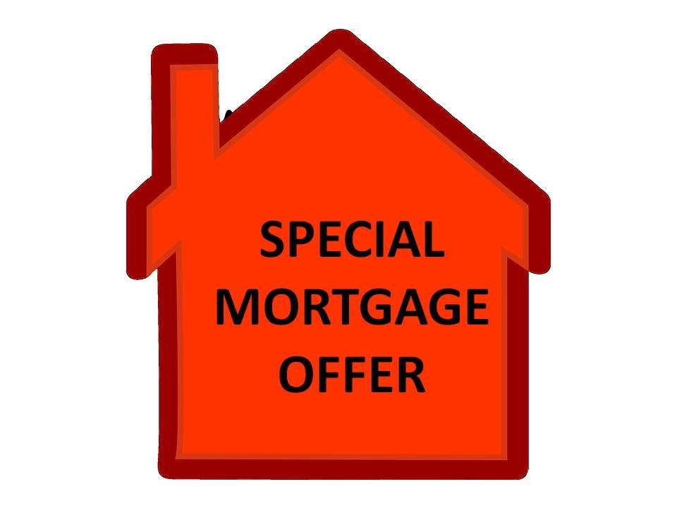 SPECIAL MORTGAGE OFFER - YouTube