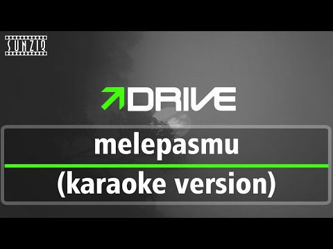 Drive - Melepasmu (Karaoke Version + Lyrics) No Vocal #sunziq