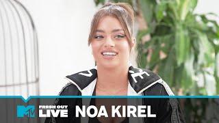 Noa Kirel on 'Bad Little Thing' & Her Global Success | #MTVFreshOut