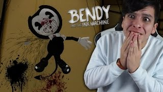 COMO MATAR Y TORTURAR A BENDY !! OMG | Bendy And The Ink Machine