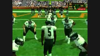 NFL QUARTERBACK CLUB 2001 Season 1 Part 2