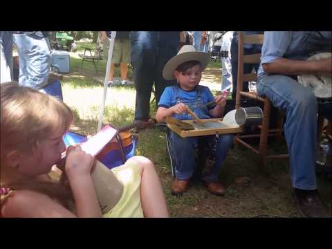 Uncle Dave Macon Days 2015