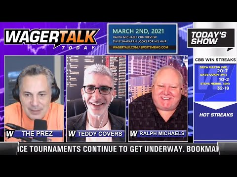 Daily Free Sports Picks | College Basketball Picks and NHL Betting Tips on WagerTalk Today | March 2